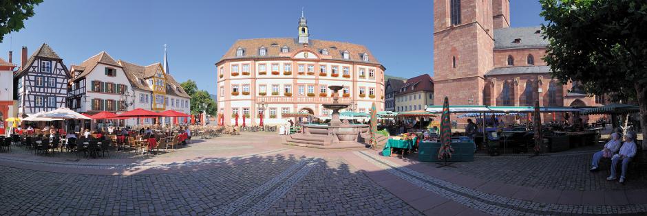 In Neustadt a. d. Weinstraße in der eigenen Wohnung