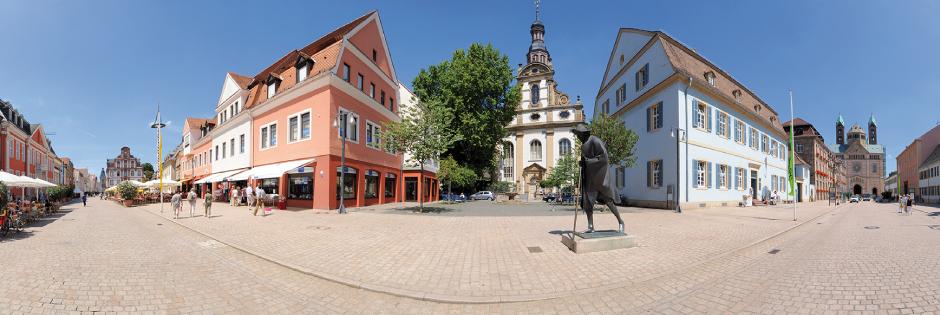 Das richtige Haus in Speyer